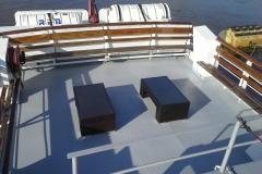 Rear Observation Deck