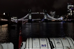 Tower Bridge from Rear Observation Deck